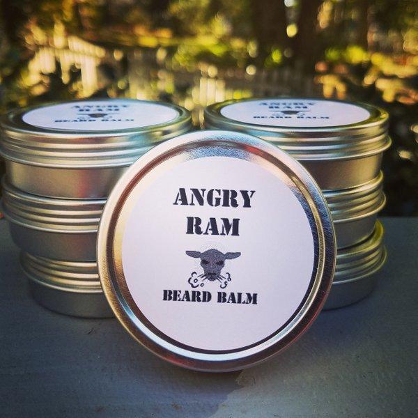 Angry Ram Beard Balm