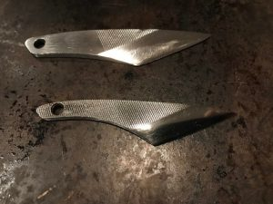 How To Make A Kiridashi From A File