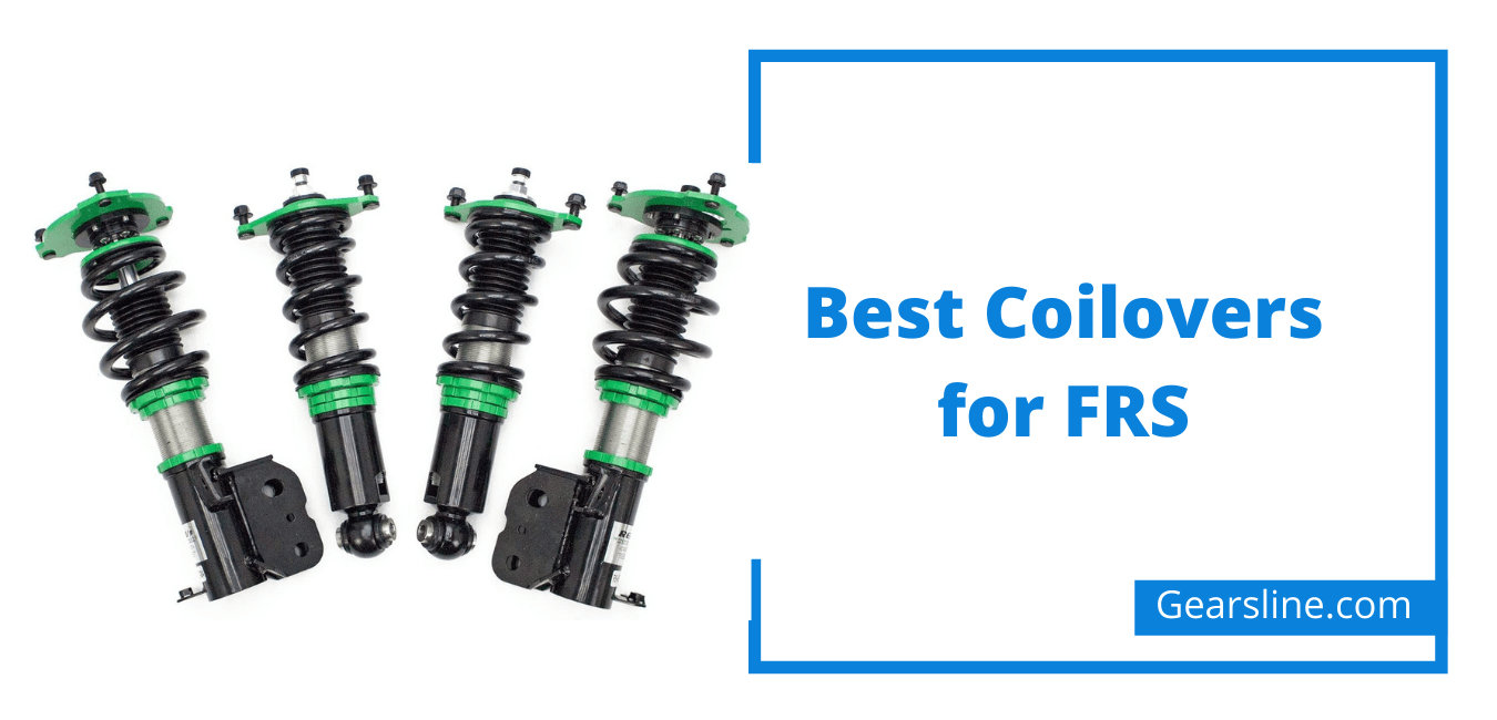 Best Coilovers for FRS