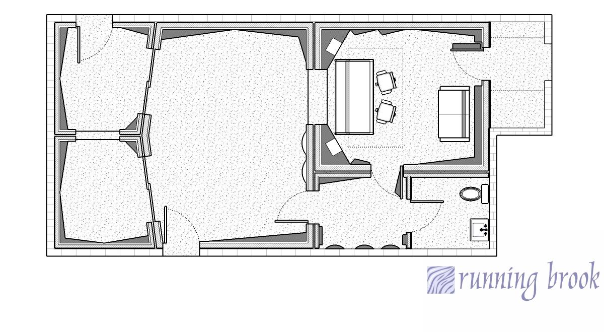 Help Me Design A 20' X 50' Studio