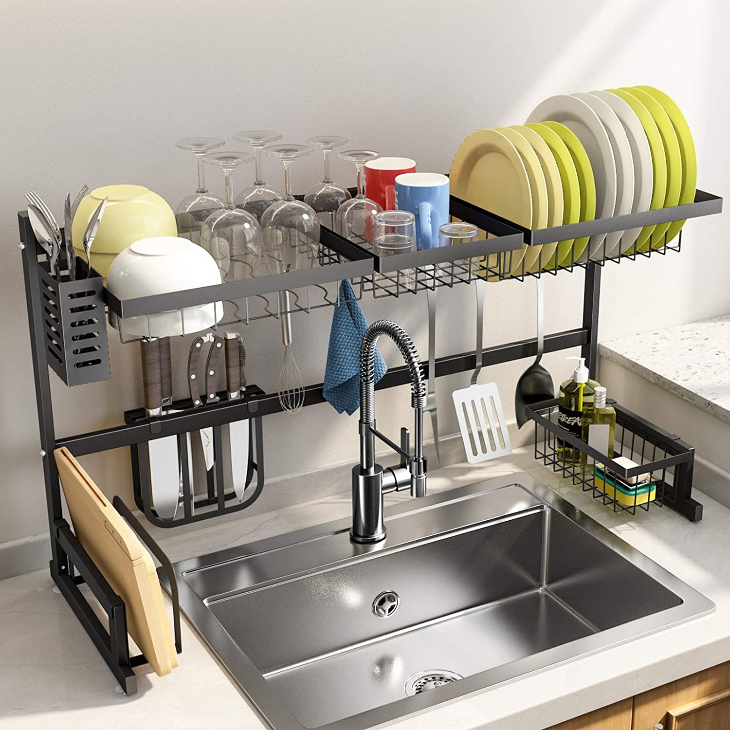 best over the sink drying racks of 2021