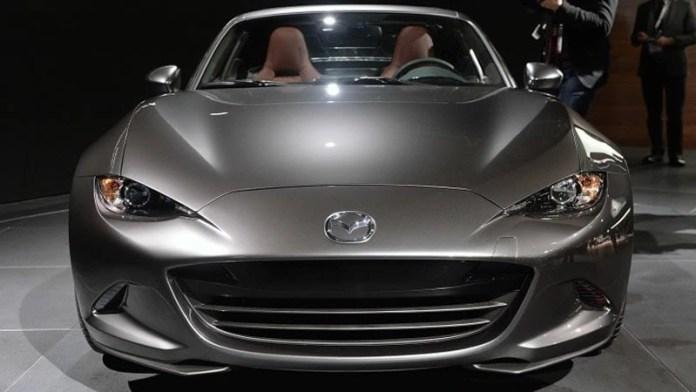 Viva Targa Top Mazda MX5 Miata RF