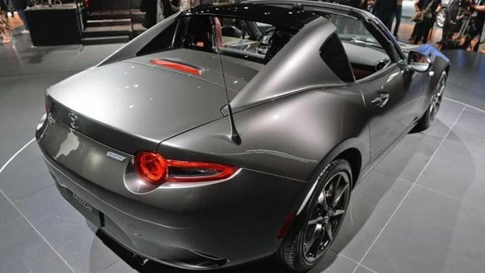 Viva Targa Top Mazda MX5 Miata RF Fastback