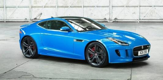 2017 Jaguar F-Type SVR 200 mph Style
