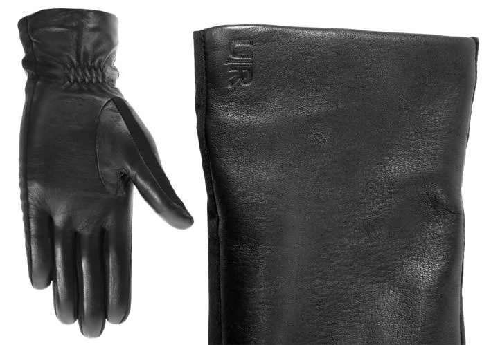 Nova Ladies Genuine Leather Touchscreen Gloves