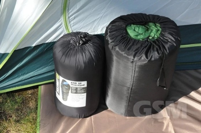 Klymit KSB 20 Oversized Down Sleeping Bag Review