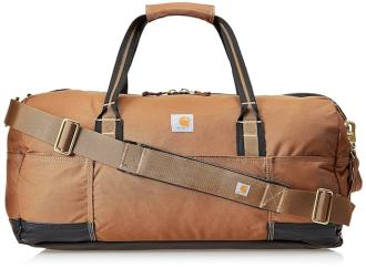 Best Carry On Duffel Bags brown robust