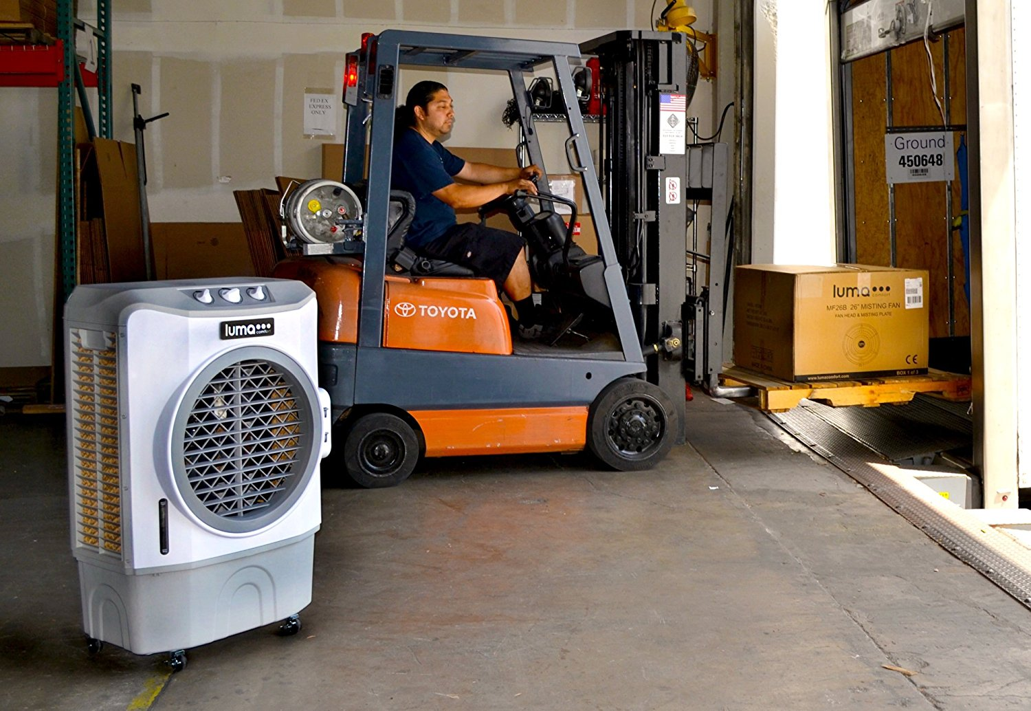 best Evaporative Cooler for the garage