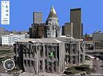 Virtual Earth 3D Denver Capitol Building 2