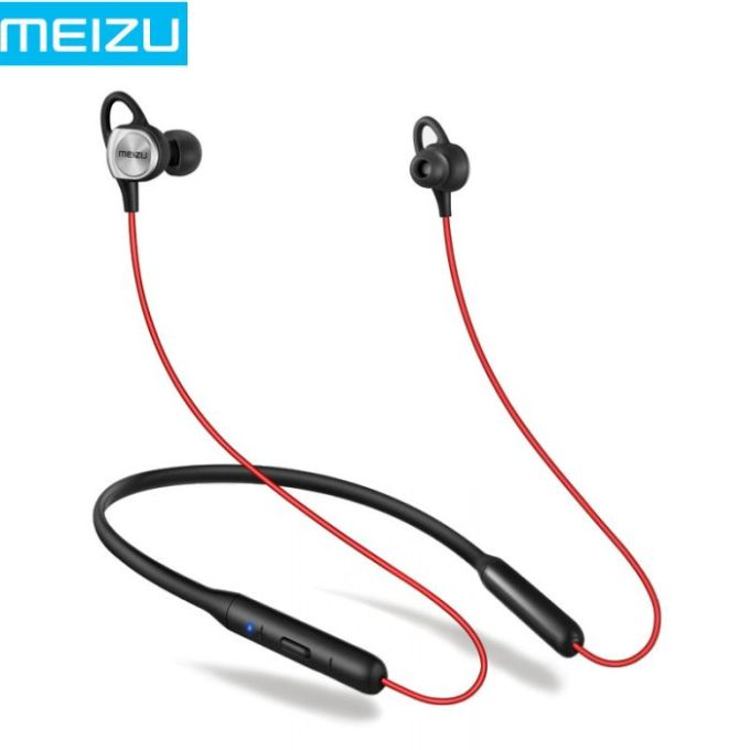 Meizu EP52 Inear Magnetic Neckband Bluetooth Sports Earphones