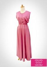 azalia dress dusty pink 1