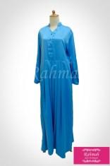 bilqis dress blue1