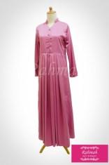 bilqis dress dusty pink1