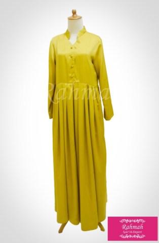 bilqis dress gold 1