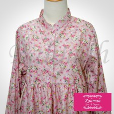 fathiyya dress dusty pink size L