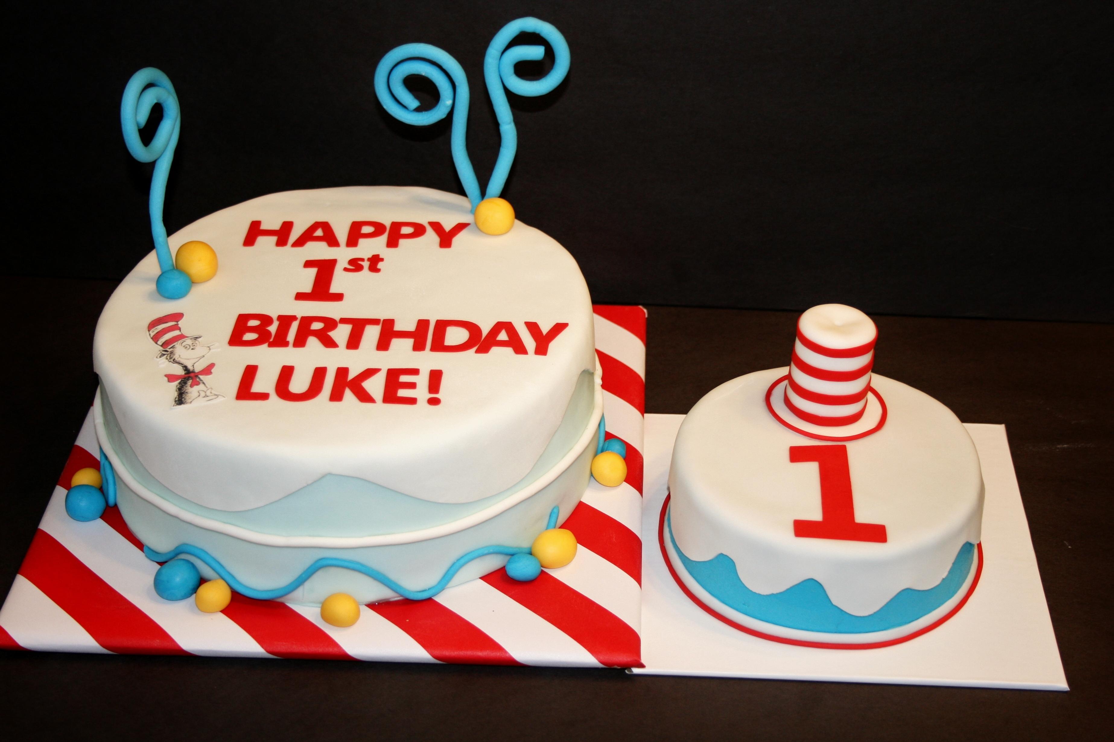 Dr Seuss Birthday Cake Finding Joy