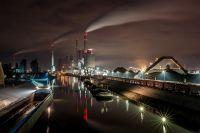 Kraftwerk in Mannheim