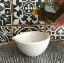 farbintensives Weizenkeimöl