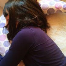 das Yinnie als Seitenschläferkissen für mein Kind