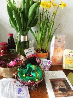 Geschenke für die werdende Mutter