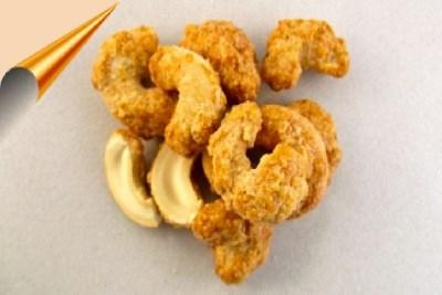 gebrannte cashewkerne