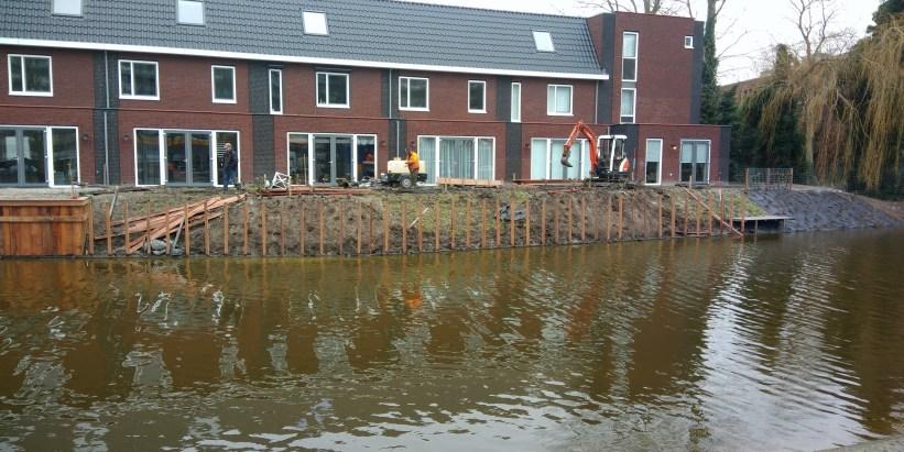 Beschoeiing Zoetermeer