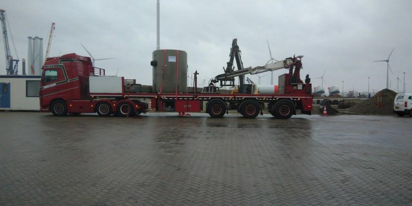 Riool Eemshaven