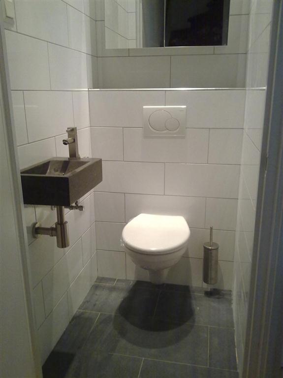 Toilet wc renovatie in apeldoorn