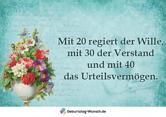 Freche Spruche Zum 40 Geburtstag Frau 50 Freche