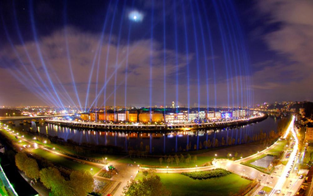 Bureau Etudes Renzo Piano Palais Des Congres Lyon