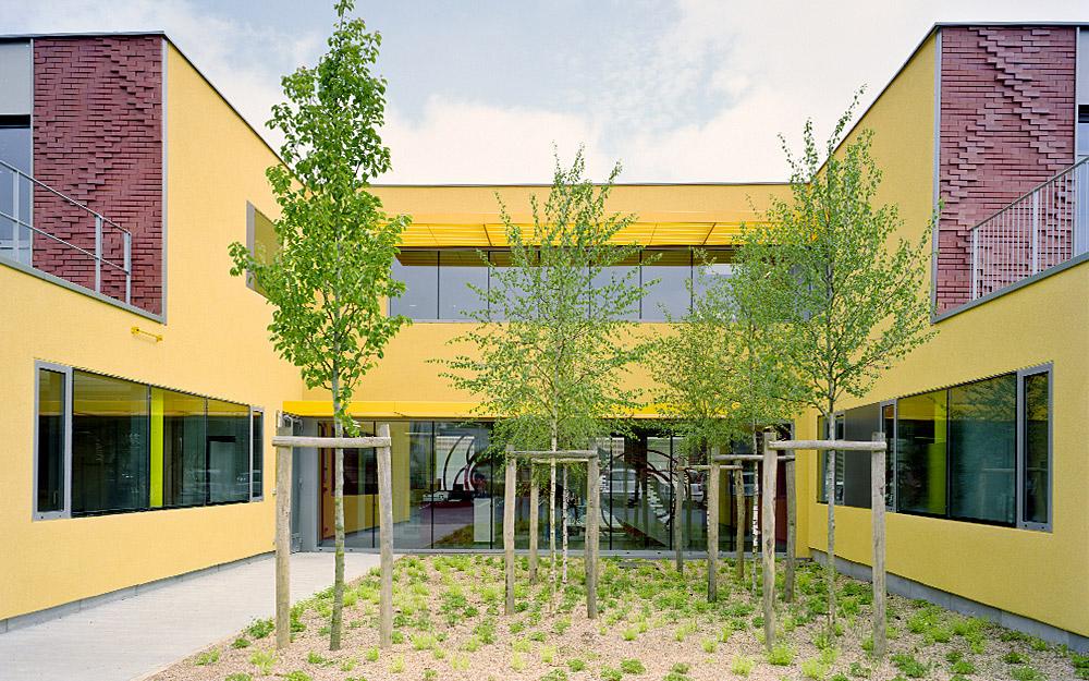 Maison des associations St-Jean, Beauvais