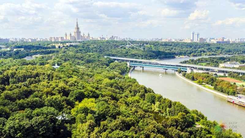 Moskova Gezilecek Yerler Listesi, Moskava Gece Hayatı ve Gezilecek Yerler 2019