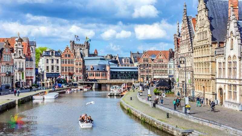 Gent'te Nerede Kalınır? En İyi Otel Tavsiyeleri 2019