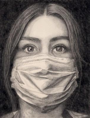 Berenice-Mask-Graphite