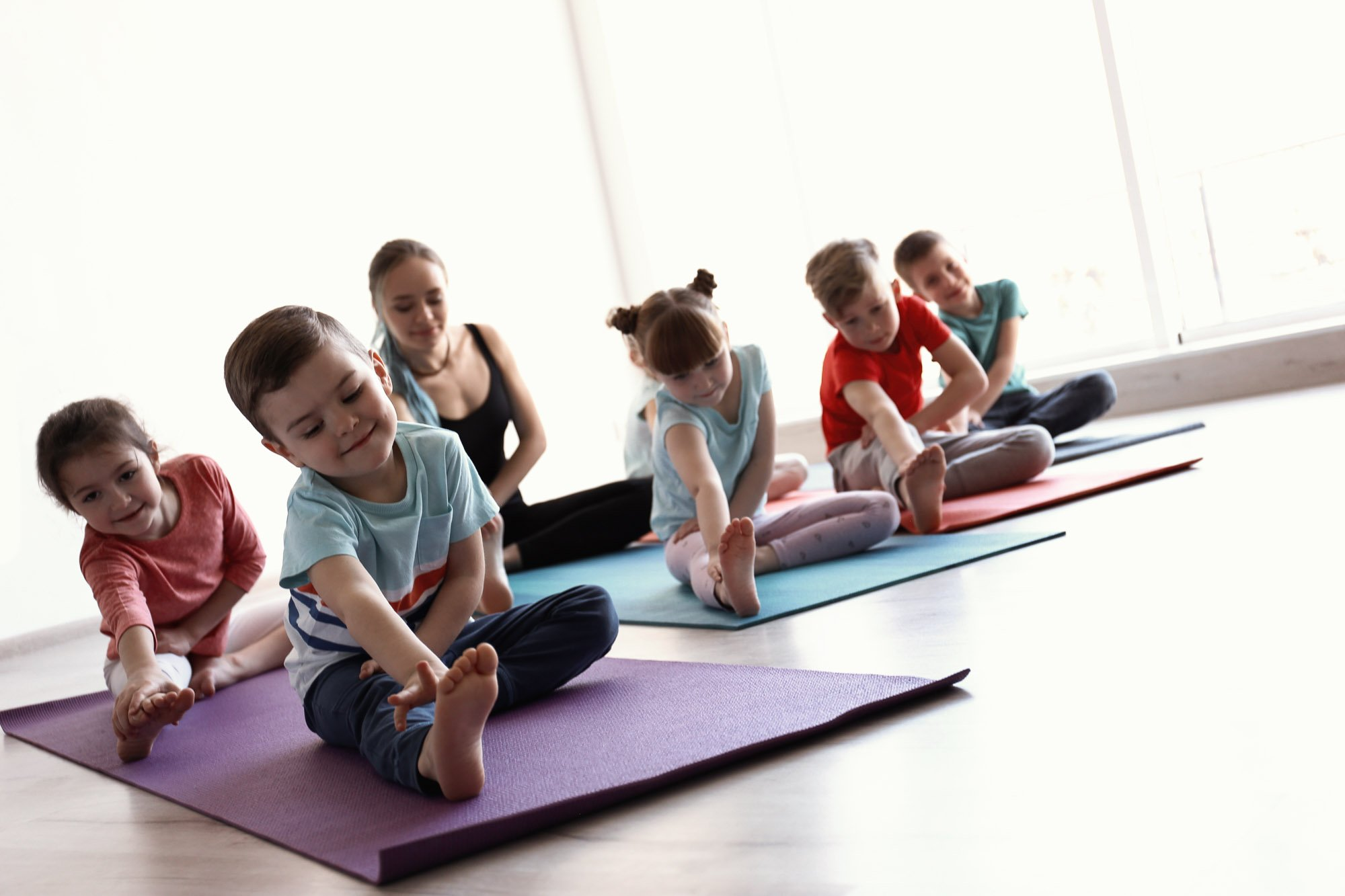 Children S Yoga Teacher Training