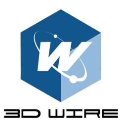 Logo 3D Wire