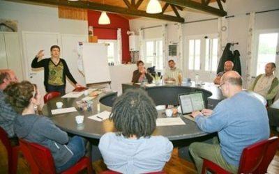 Ce samedi après-midi, la locale Ecolo de Gedinne s'est rassemblée pour une «mise au vert»