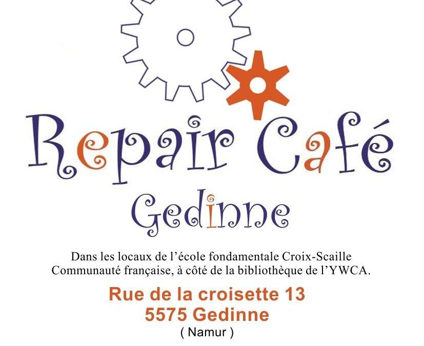 Repair café Gedinne