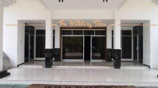 pintu masuk - polda gedung pernikahan surabaya