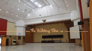 panggung permanen polda gedung pernikahan surabaya