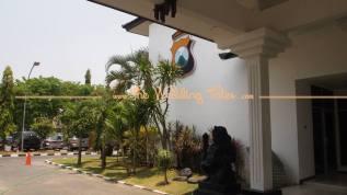 polda gedung pernikahan surabaya