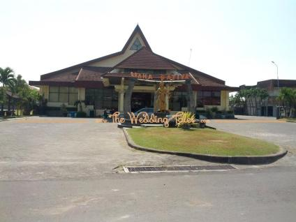 Gedung graha sativa dolog gedung pernikahan surabaya