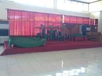 panggung hiburan graha sativa dolog gedung pernikahan surabaya