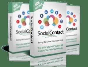 WP Social Contact Review 4