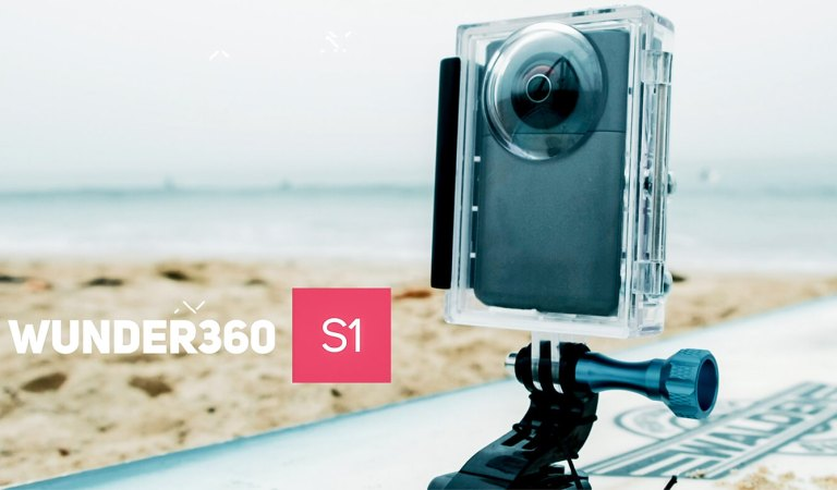 Wunder360 S1: Le premier Scanner 3D/Camera 360 avec Intelligence artificielle