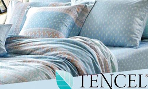 佶豐高雄床墊外層緹花布材質-高級天絲棉(TENCEL)製作