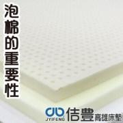 床墊裡的泡綿層的重要性(床墊知識推薦)