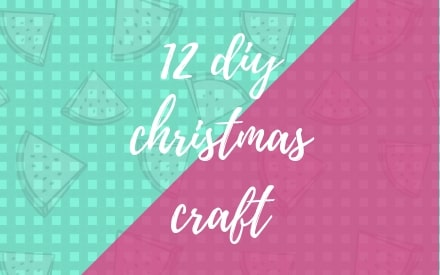 12 diy christmas craft-min