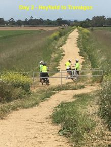 Rail Trail - Heyfield to Traralgon