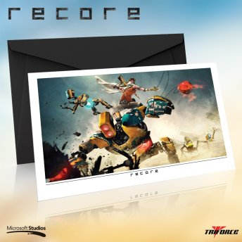 ReCore-edition-collector-Exclusive-Lithograph-recore